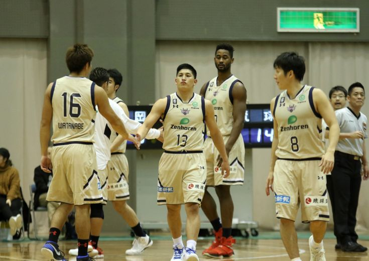 琉球ゴールデンキングス、代表選手不在を感じさせない盤石の試合運びで8強入り