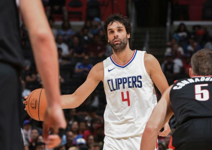 NBAに挑んだ『パスの魔術師』ことクリッパーズのミロシュ・テオドシッチが負傷離脱