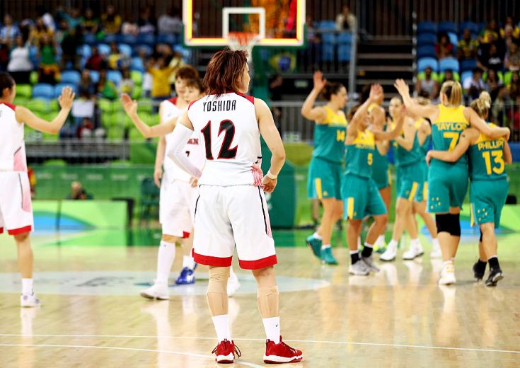 世界2位を相手に壮絶な打ち合いを演じた女子バスケ日本代表、一時は大量リードを奪うも逆転負け