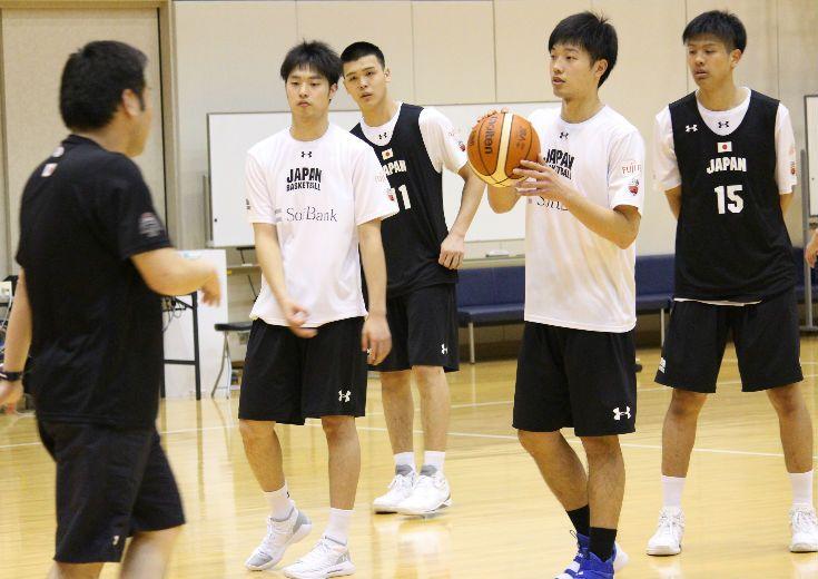 A代表を見据えビッグラインナップとなったU-22男子日本代表が第3次スプリングキャンプを実施