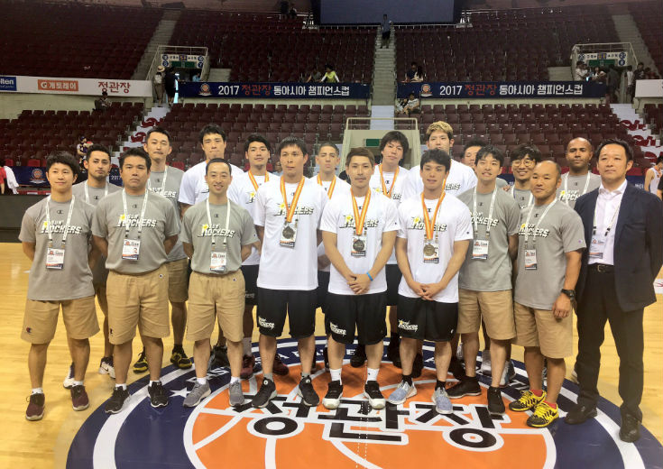 日本人選手だけのチームで『東アジアチャンピオンズカップ』に挑んだサンロッカーズ渋谷が2勝1敗で準優勝に輝く