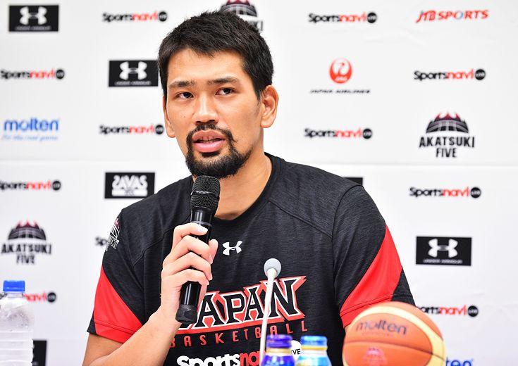 男子日本代表がリオで躍進する女子チームにエール「是非頑張ってもらいたい!」