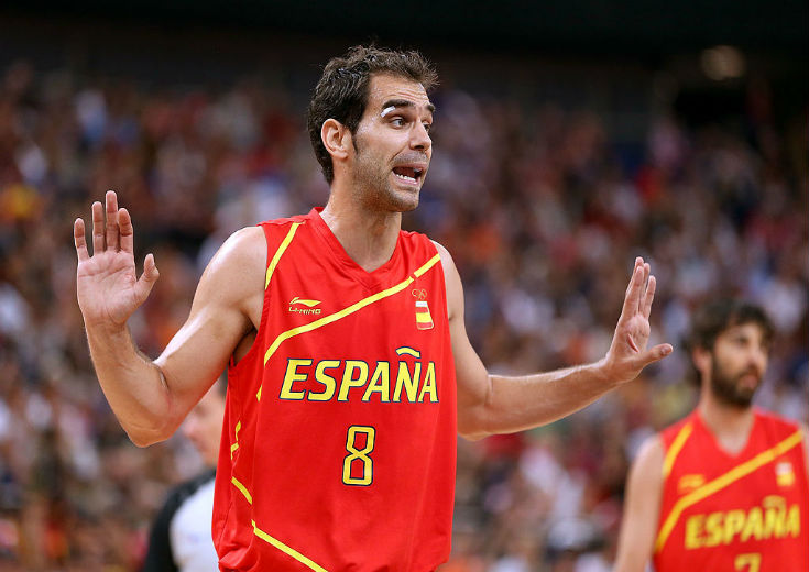 スペインを支えた名脇役ホセ・カルデロンが代表引退