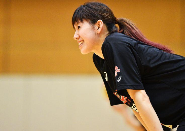 日本代表を積極性で支える本川紗奈生「オリンピックを楽しみたい」