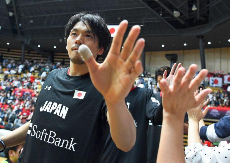 強力インサイドをどう使うか、バスケ日本代表の舵取り役を担う篠山竜青の責務