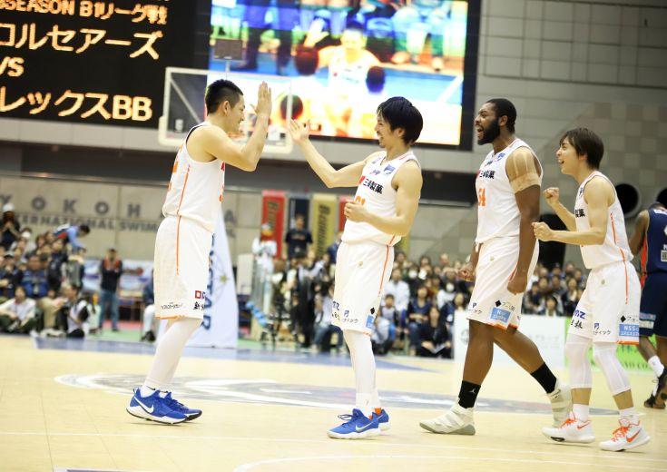 ベテラン池田雄一が決勝スリー、新潟アルビレックスBBが粘る横浜を振り切り5連勝
