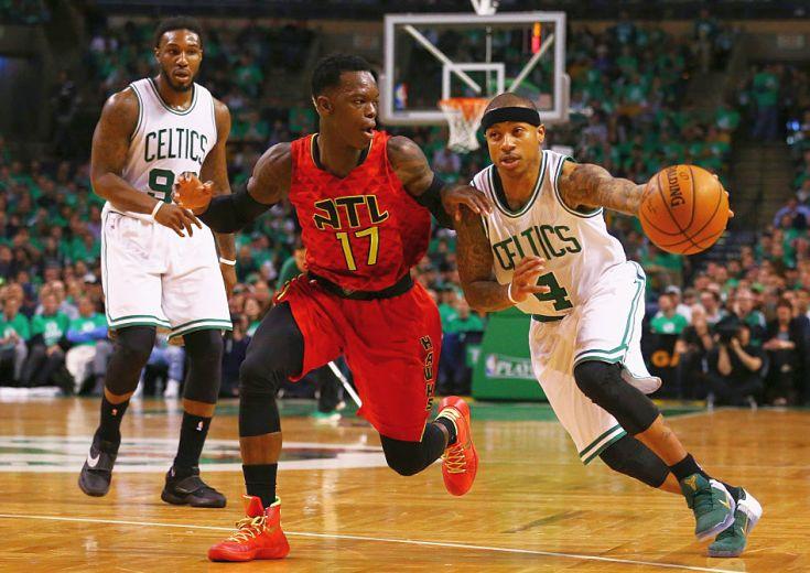 NBAのスキル解説vol.3 アイザイア・トーマス「スモールプレーヤーの得点スキル」