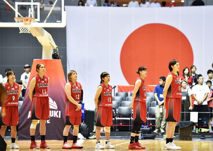 セネガル代表との第2戦、活躍すべき選手が活躍した女子日本代表が83-54と圧勝