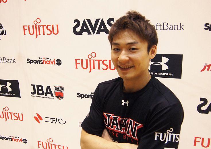 [CLOSE UP]鈴木達也(三遠ネオフェニックス)初の日本代表に『ワクワク』、そしてポジション確保に野心を燃やす