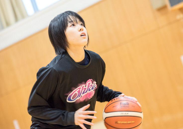 桜花学園の山本麻衣、アーリーエントリーでトヨタ自動車アンテロープスに加入決定