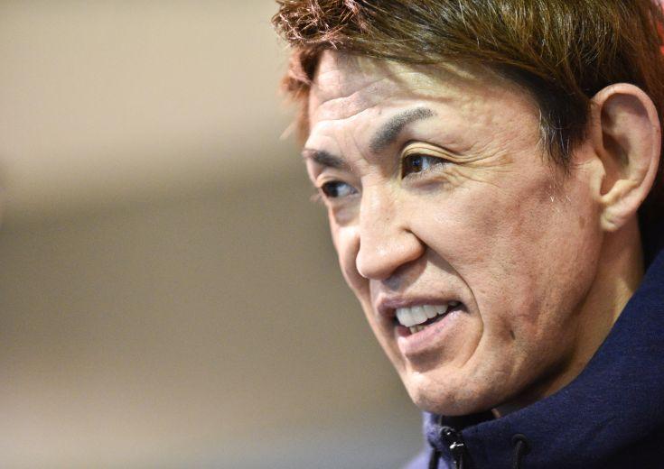 47歳の折茂武彦が現役続行を決断、東京オリンピック挑戦を宣言「笑われるかもしれないけど、夢をあきらめる必要はない」