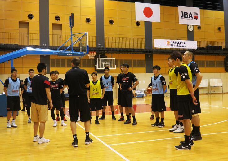 男子日本代表、第2回重点強化合宿の第2班の練習をメディア公開、辻直人や安藤誓哉、杉浦佑成など15選手が参加