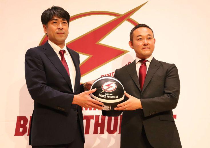 DeNA川崎ブレイブサンダースが新たな事業戦略を発表「日本のバスケットボールの未来を作っていきたい」