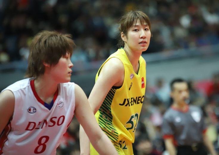 JX-ENEOSの3番プレーヤーとして大成した宮澤夕貴、次は日本代表での活躍を誓う