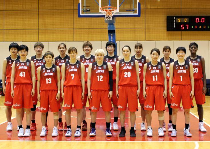 アシックスによる女子日本代表の新ユニフォーム、今週末の国際強化試合でお披露目