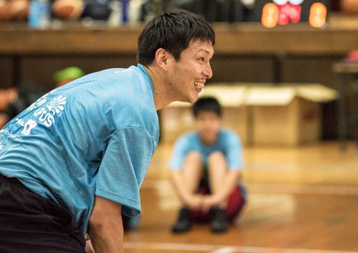 地元の宮崎でプロ選手を集めたクリニックを実施した清水太志郎(サンロッカーズ渋谷)「宮崎が好きだから」