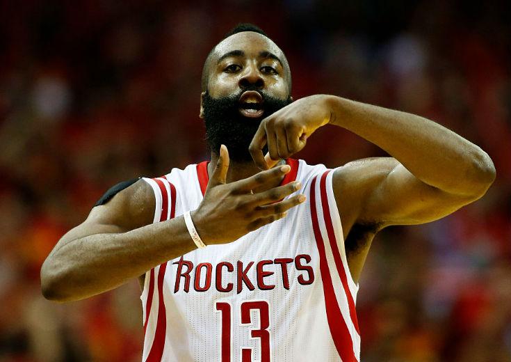 NBAのエグゼクティブに聞くレギュラーシーズンMVP、最有力候補はロケッツ躍進の立役者となったジェームズ・ハーデン