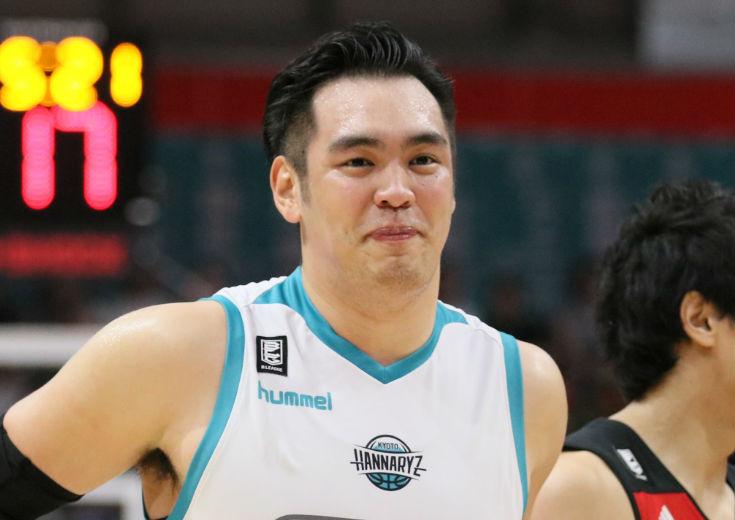 中心選手となり充実のシーズンを終えた京都の永吉佑也「出し尽くしたと思います」