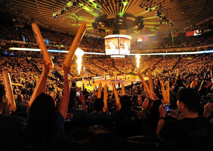 NBAファイナル第7戦のコートサイドチケットが急騰