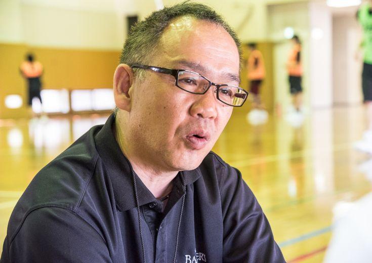 [インターハイ2017・プレビュー]福岡大学附属若葉(福岡)池田憲二監督「結局は人間力。心を鍛えるのが私たちの仕事」