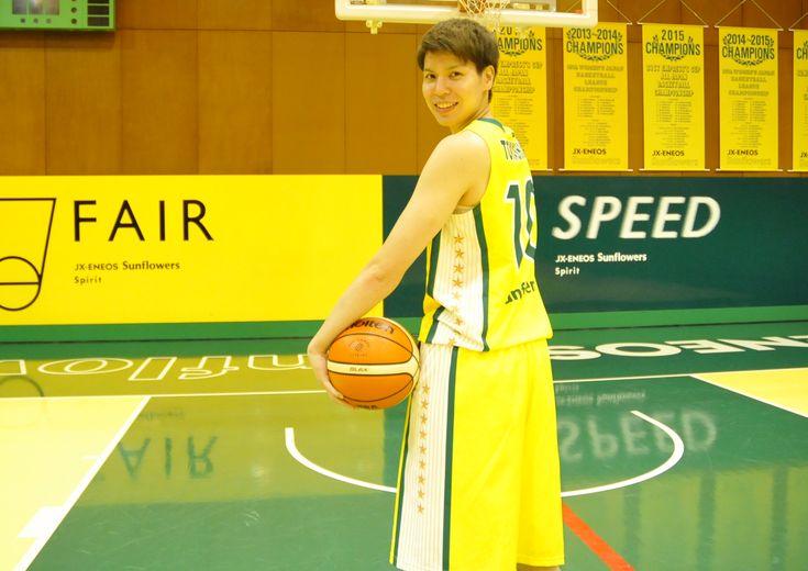 渡嘉敷来夢が語るバスケ部時代vol.5「バスケットをやっているみんなで盛り上げて、メダルを取りに行きましょう」