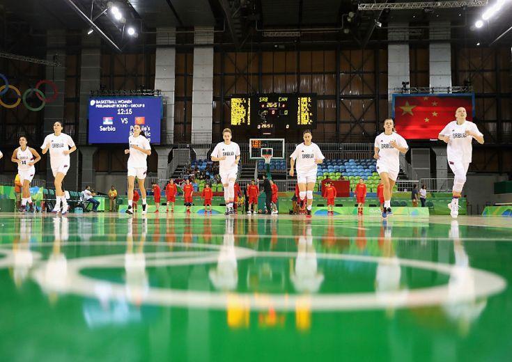 リオ五輪女子バスケ、アメリカvs日本などベスト8の顔合わせが決まる