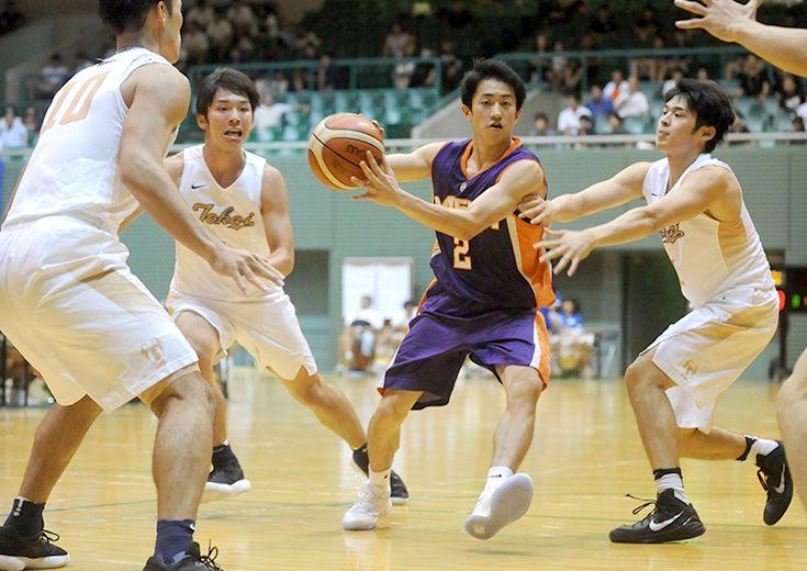 大学日本一を決めるインカレがまもなく開幕、Bリーグに有望な選手を供給するのはどの大学だ?