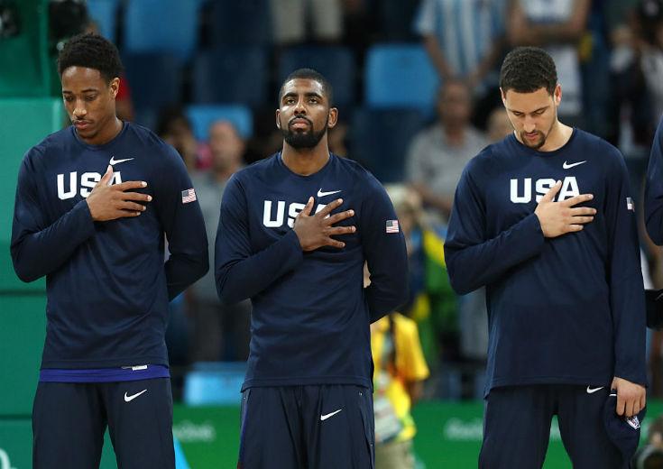 3大会連続金メダルに王手をかけたチームUSA