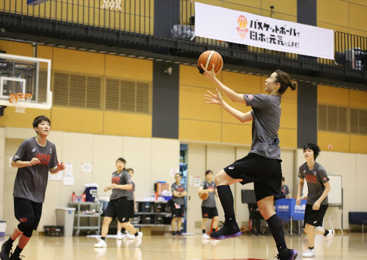 不動のキャプテン吉田亜沙美が落選、強化を進める女子日本代表候補選手が発表される