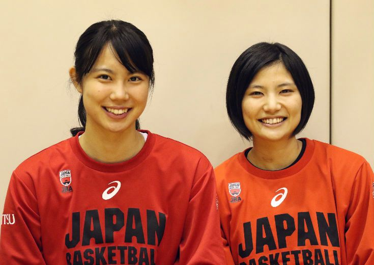 東京医療大ユニバ代表コンビ、津村&藤本が合同キャンプで得た『ハート』の変化