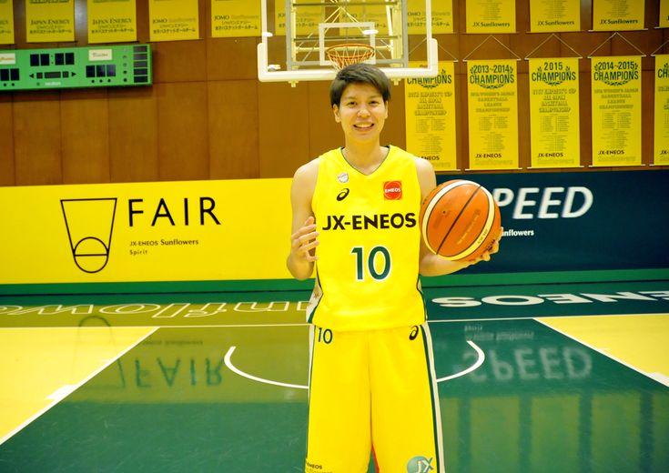 渡嘉敷来夢が語るバスケ部時代vol.1「陸上は背面跳びが怖くて、バレーは服装のルールが嫌で、バスケットを選択」