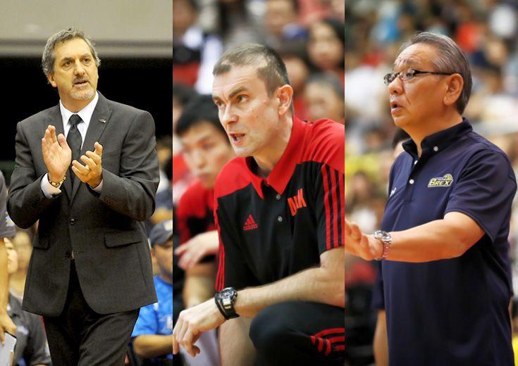 2年目のBリーグは明日開幕! 日常から日本バスケットボールのスタンダードを引き上げる『ヘッドコーチの手腕』に注目!