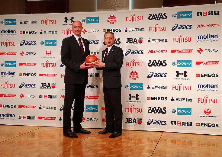 女子日本代表の新たなヘッドコーチは日本のバスケを知り尽くしたトム・ホーバス「決勝でUSAを倒して金メダルを」