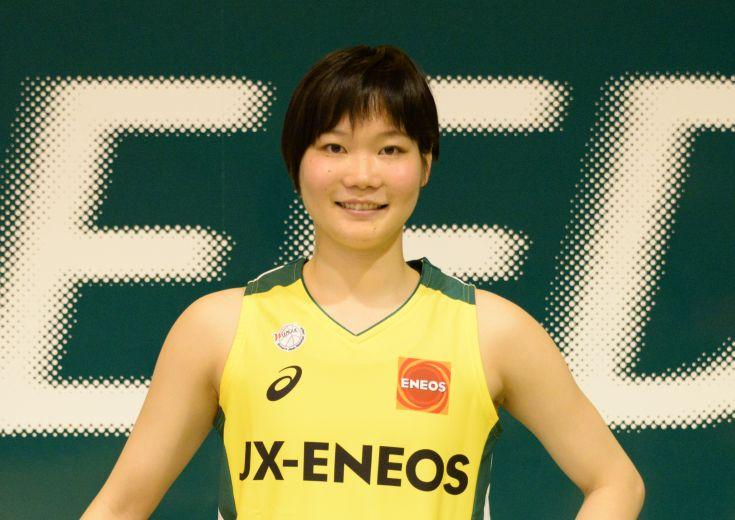 期待のルーキー、藤岡麻菜美がWJBL8連覇の女王JX−ENEOSに加入