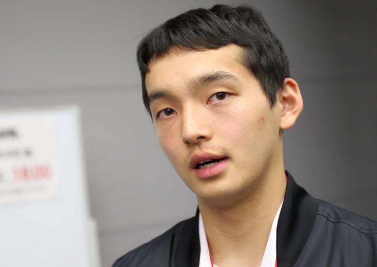 【ウインターカップ】チームに爆発力を与えた『10番』田中裕也「明成のバスケットを受け継いで、来年も日本一に」