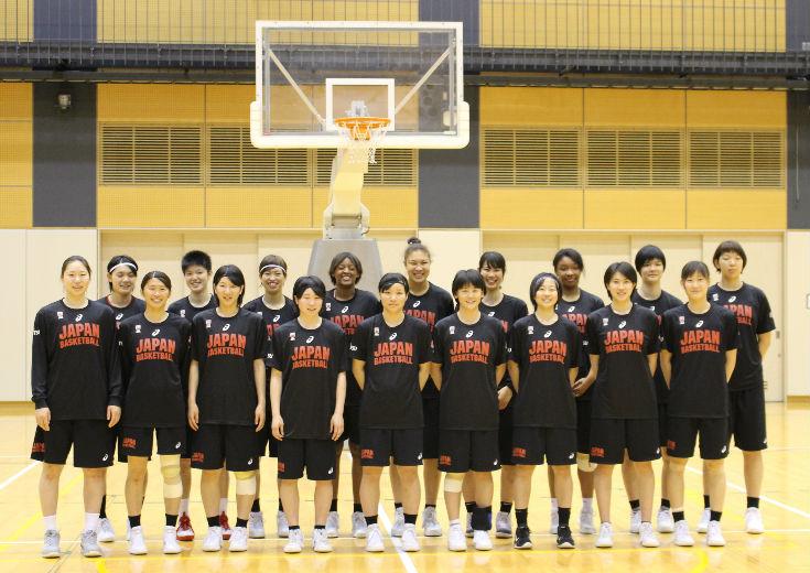 ワールドカップに挑むU-19女子日本代表が第1次強化合宿を実施、「ウォリアーズのようなバスケット」で世界を目指す