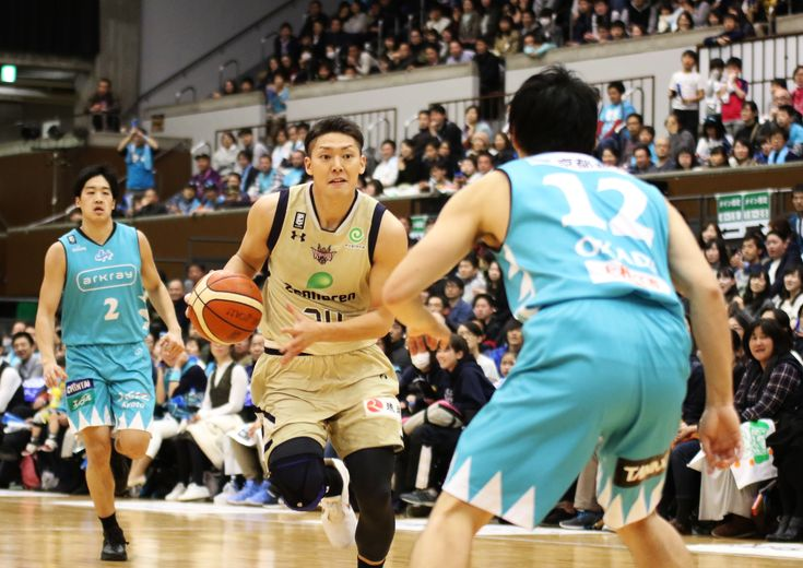 [CLOSE UP]田代直希(琉球ゴールデンキングス)Bリーグへのアジャスト完了、琉球を浮上に導く新人プレーメーカー