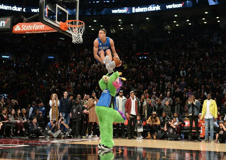 NBA屈指のダンカー、アーロン・ゴードンがマジック残留「正しい行動をするだけ」