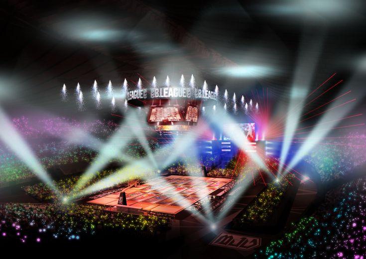 9月22日・23日のBリーグ開幕戦で代々木競技場第一体育館が『夢のアリーナ』に!