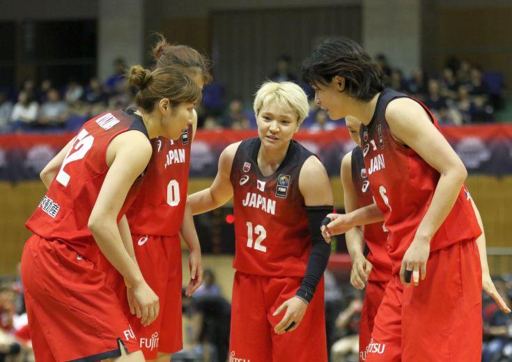 アジアカップへの最終調整、女子日本代表が完璧な内容でオランダを91-42と撃破