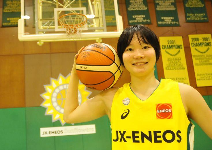 藤岡麻菜美が語るバスケ部時代vol.4「東京オリンピックではメインのポイントガードとしてコートに立ちたい」