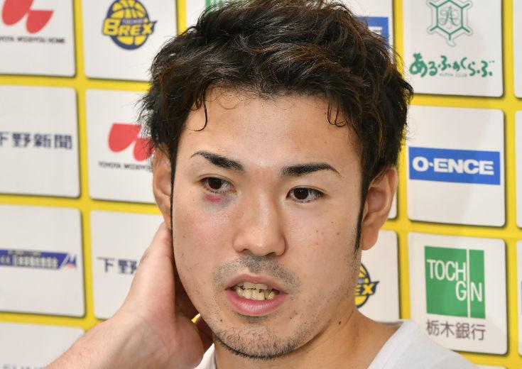 正確無比なシュートで得点を量産する、日本人きってのスコアラー金丸晃輔「チームを勝たせるために、僕は点を取っている」