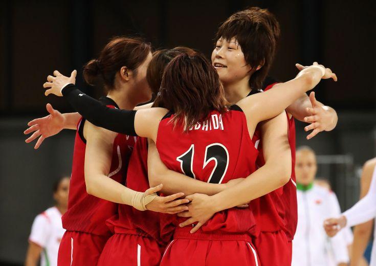 ベラルーシを相手に歴史的勝利を挙げた女子バスケ日本代表、出場9選手の寸評