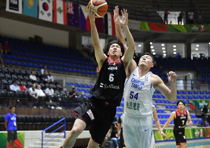 アジアカップ2戦目、指揮官も満足の『理想のバスケット』を披露した日本、チャイニーズ・タイペイを攻守で圧倒し雪辱