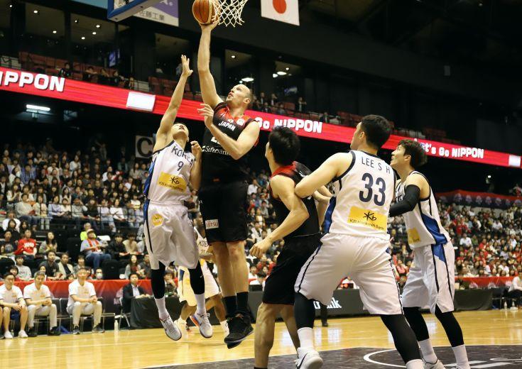 バスケ日本代表が韓国戦を落とす、チームとしての成熟の差を見せ付けられた敗戦に
