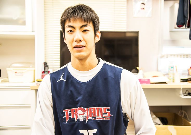 [ウインターカップ・プレビュー]vol.4 福岡大学附属大濠(福岡)~鍵冨太雅「バスケットでやれるところまでやりたい」
