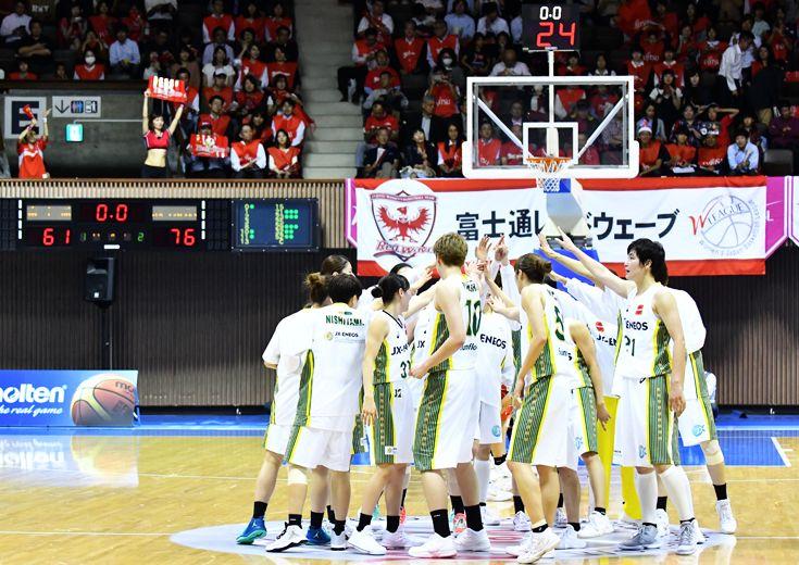 リオ五輪を戦った日本代表選手6名が躍動! Wリーグ開幕戦を女王JX-ENEOSが制す