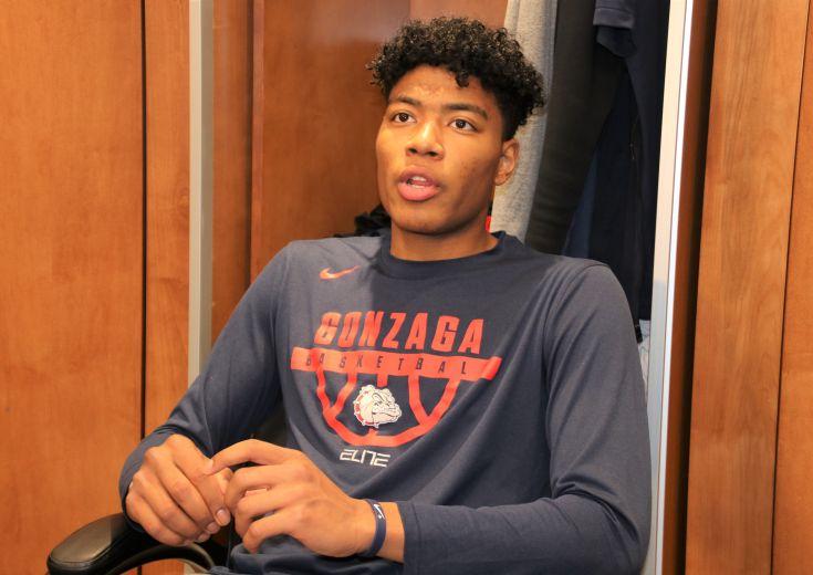 20歳の八村塁インタビュー(後編)「今はトーナメント、その先に代表とNBA」