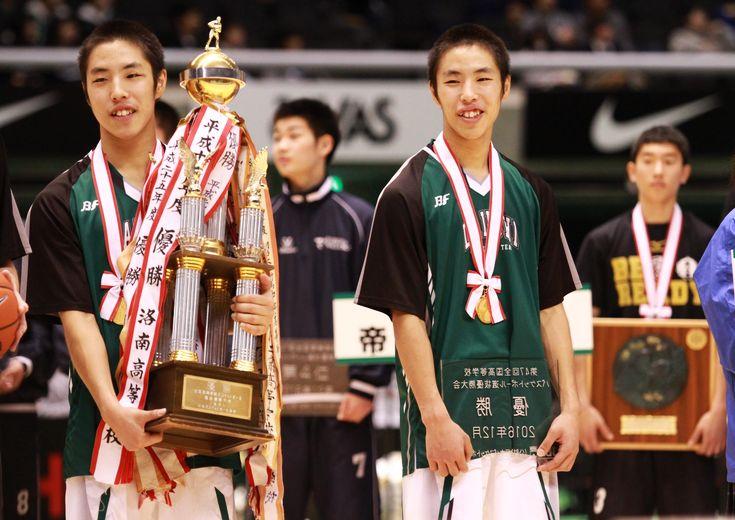 『走・攻・守』のバスケットで福岡第一をウインターカップ制覇に導いた重冨周希&重冨友希