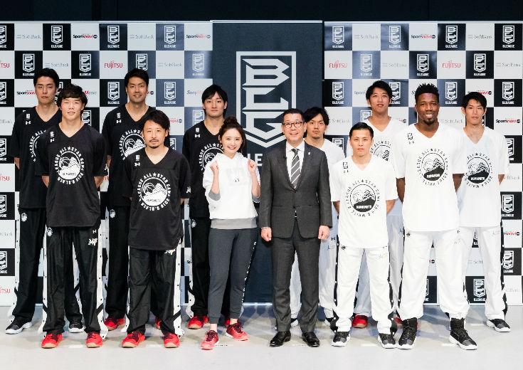 球宴に出場する10選手が集結、富樫勇樹は「今度は1人でできるように」とダンクを公約?